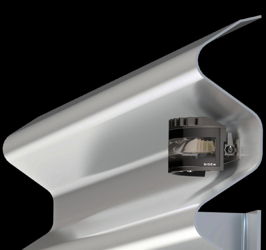 LED luminaire-Mounting